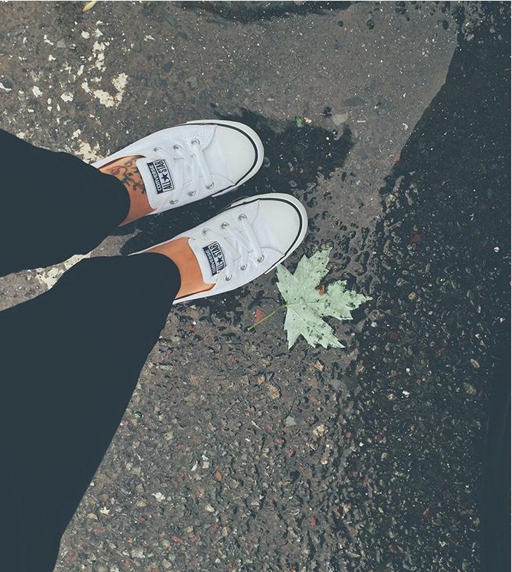 Photo de pieds